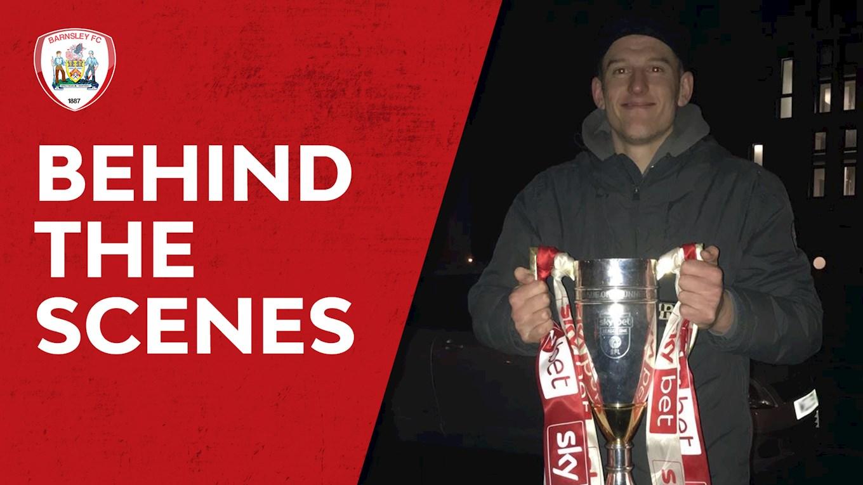 Behind The Scenes | Callum Bailey - News - Barnsley ...