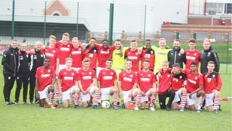 Preview Barnsley Under 18s Vs Nottingham Forest Under 18s