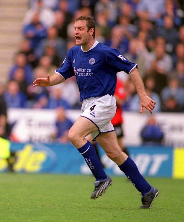 Taggart at Leicester