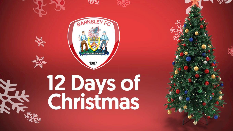 Ninth Day Of Christmas.On The Ninth Day Of Christmas News Barnsley Football Club