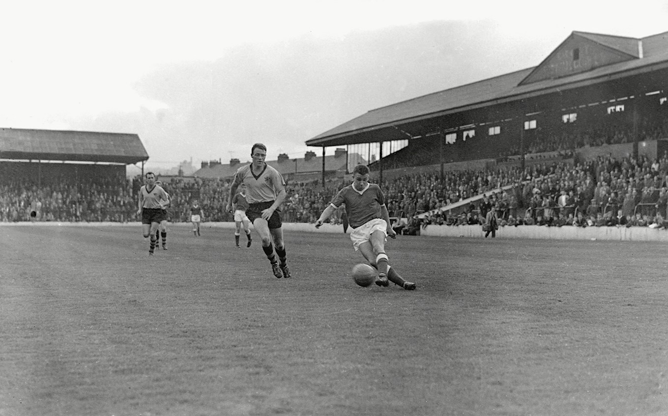 Reds Vs Hull City 1958
