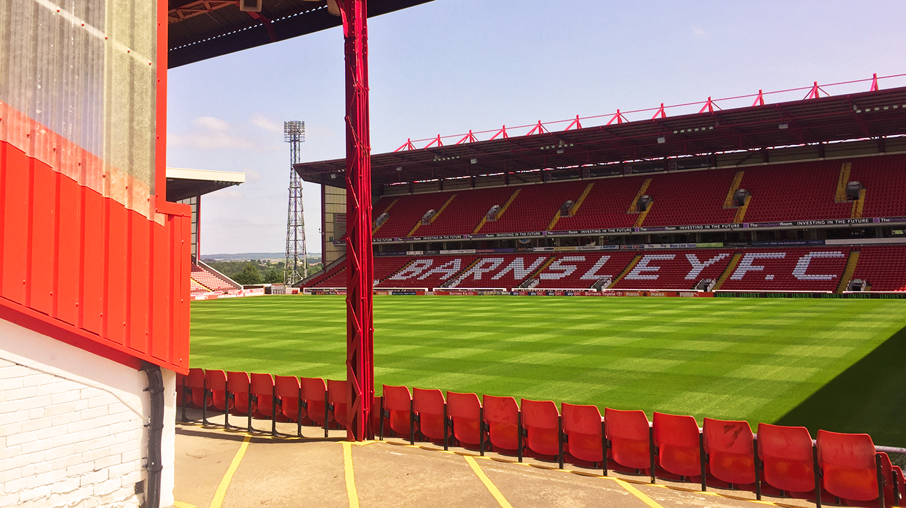 Oakwell view