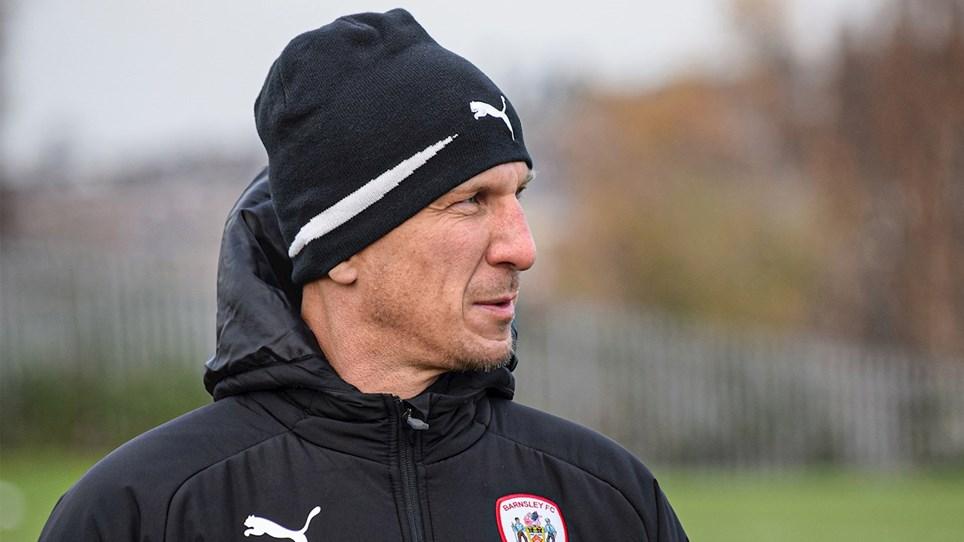 Interview Gerhard Struber News Barnsley Football Club