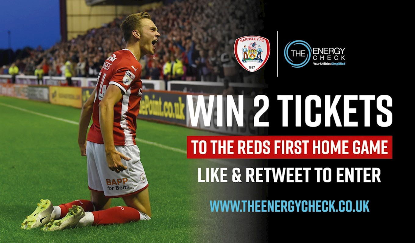 Win Tickets With The Energy Check - News - Barnsley Football
