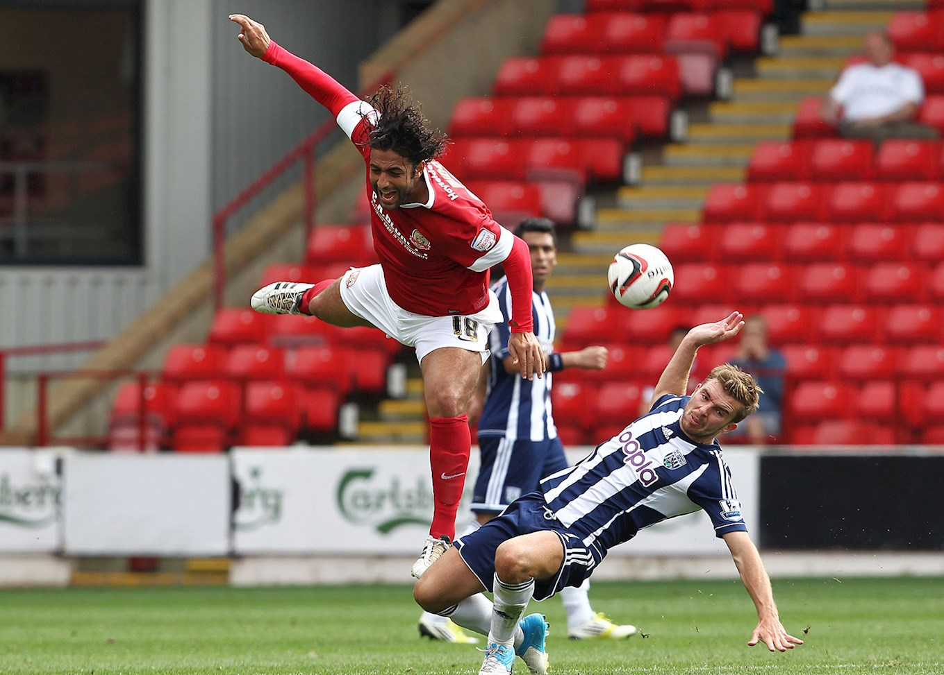 Mido vs WBA in 2012
