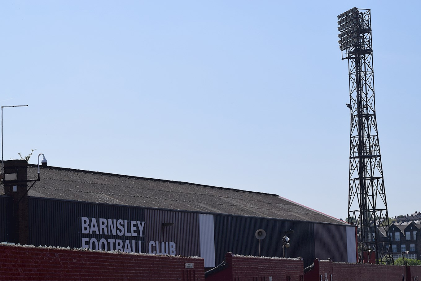 Oakwell Stadium Barnsley Football Club